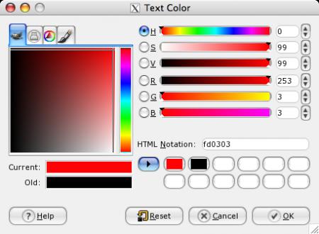2ème couleur d'impression
