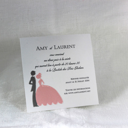 Carte supplémentaire mariés