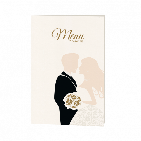 Menu amour couple