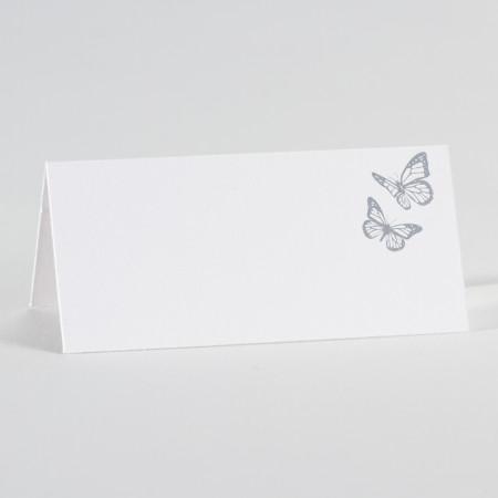 Marque-place papillons