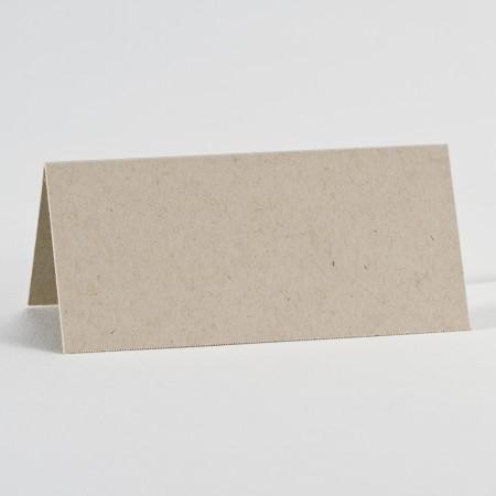 Marque-place carton